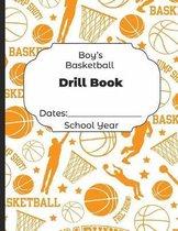 Boys Basketball Drill Book Dates