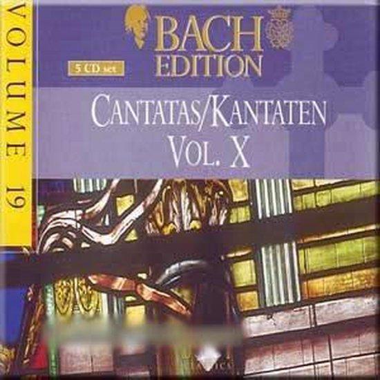 Cantatas Vol.x