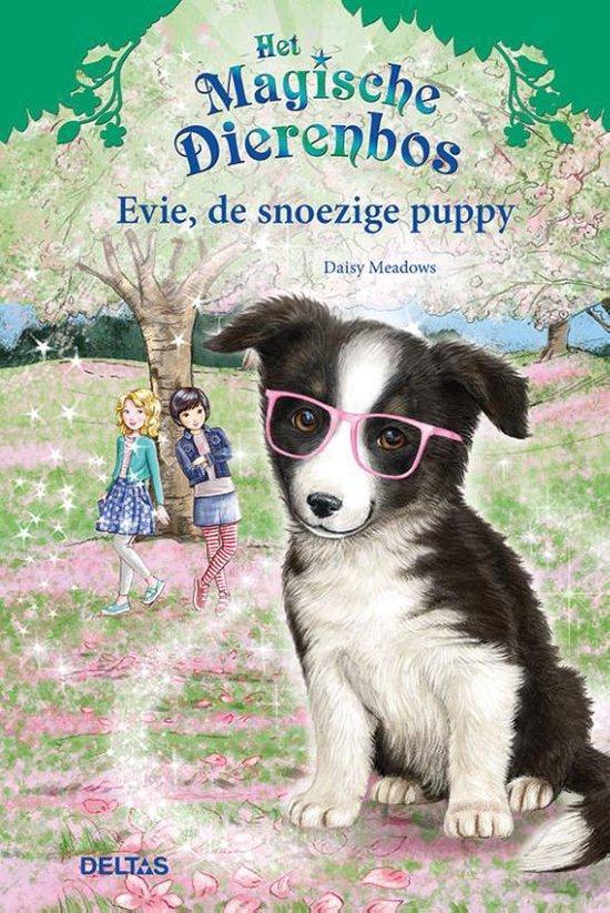 Het magische dierenbos 0 - Evie, de snoezige puppy - Daisy Meadows |