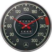 Mercedes Tachometer Wandklok