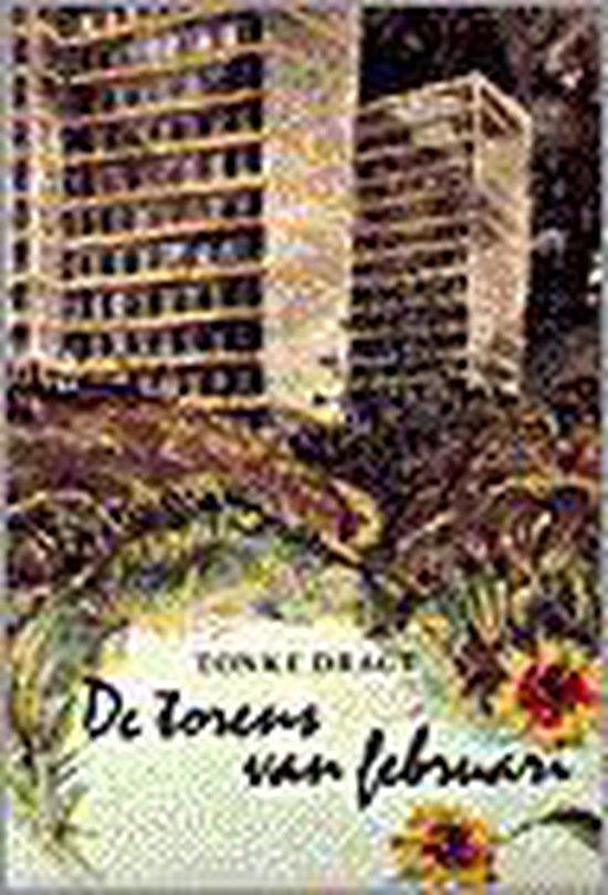 Boek cover De torens van februari van Tonke Dragt (Paperback)