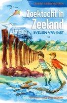 Robins reisavonturen  -   Zoektocht in Zeeland