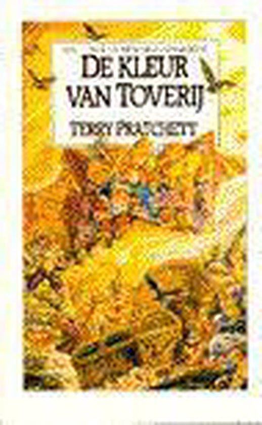 De kleur van toverij - Terry Pratchett |