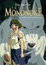Art of Princess Mononoke;Art of Princess