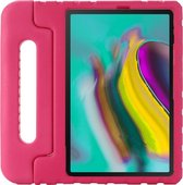 Samsung Galaxy Tab A 10.1 2019 Kids-proof draagbare tablet case - roze