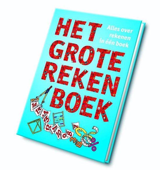 Het grote rekenboek Overzicht - Marijke van der Mark |