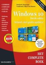 Het complete boek 3 - Windows 10