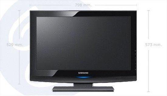 Samsung Lcd TV LE32B350 - 32 inch - HD Ready