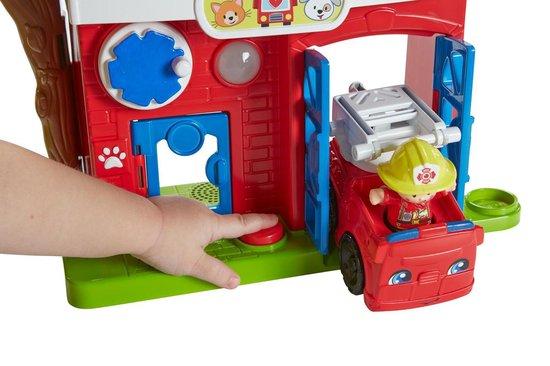 Fisher-Price Little People Dierenredders Speelset - Speelfigurenset