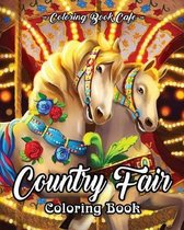 Country Fair Coloring Book