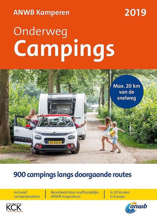 ANWB kamperen - Onderweg campings 2019 - ANWB pdf epub