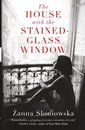 Boek cover The House with the Stained-Glass Window van Zanna Sloniowska