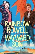 Boek cover Wayward Son van Rainbow Rowell