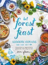 Boek cover Forest Feast kookboek voor kids van Erin Gleeson (Hardcover)