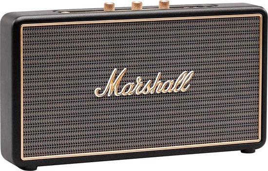 Marshall Stockwell 25W Rechthoek Zwart