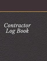 Contractor Log Book