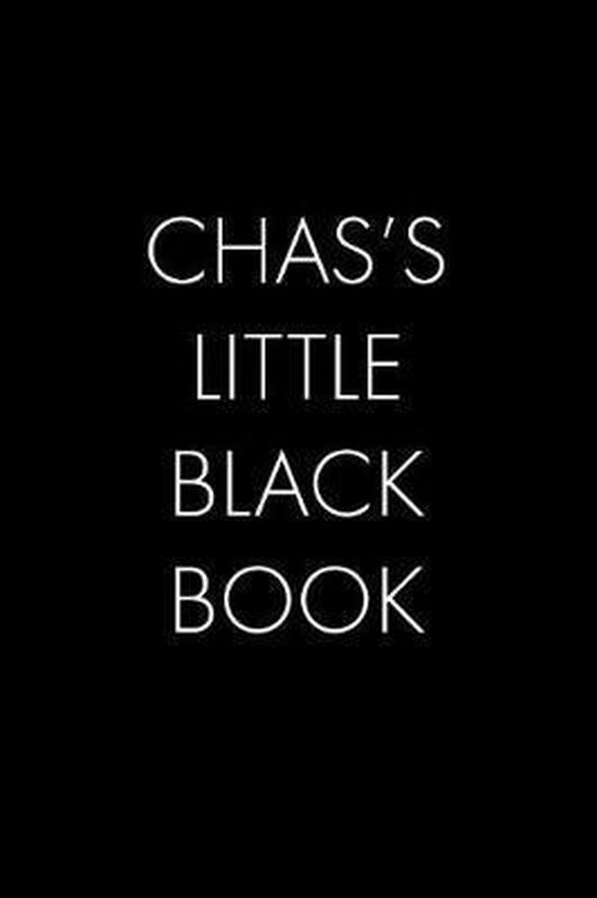 Chas's Little Black Book