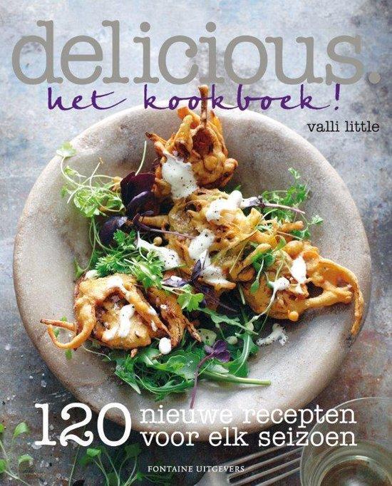 Boek cover Hét kookboek! van Delicious. Magazine (Paperback)
