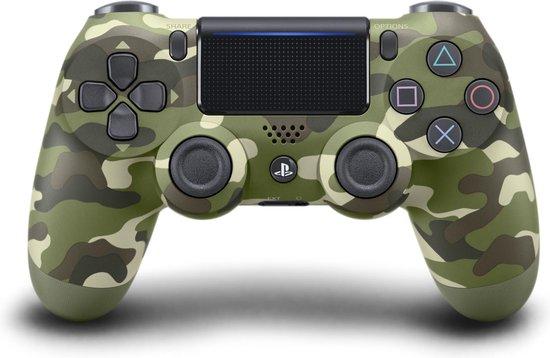 Afbeelding van Sony DualShock 4 Controller V2 - PS4  - Camo