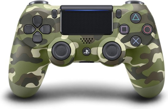 Sony DualShock 4 Controller V2 - PS4  - Camo