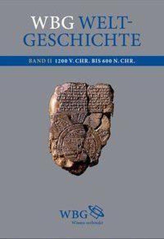 Boek cover wbg Weltgeschichte Bd. II van  (Onbekend)