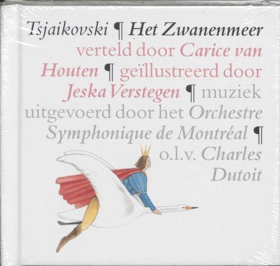 Boek cover Het Zwanenmeer + Cd van Charlotte Gastout (Hardcover)