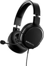 SteelSeries Arctis 1 - 2019 Editie - Gaming Headset - Zwart - PlayStation 4 + Nintendo Switch + PC