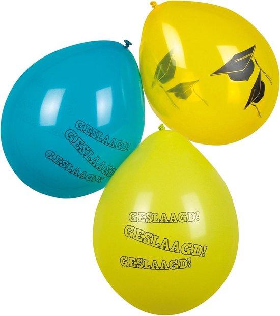 Ballonnen Geslaagd, 6st.