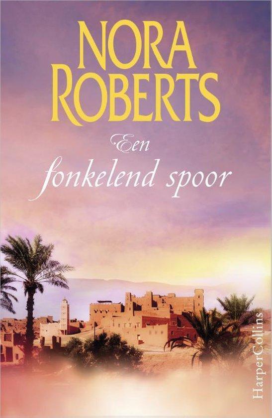 Een fonkelend spoor - Nora Roberts   Readingchampions.org.uk