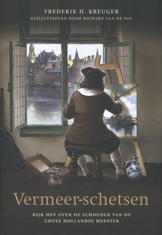 Vermeer-schetsen - Frederik H. Krueger |