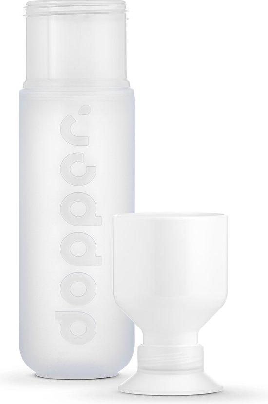 Dopper Original drinkfles - 450 ml - Pure White