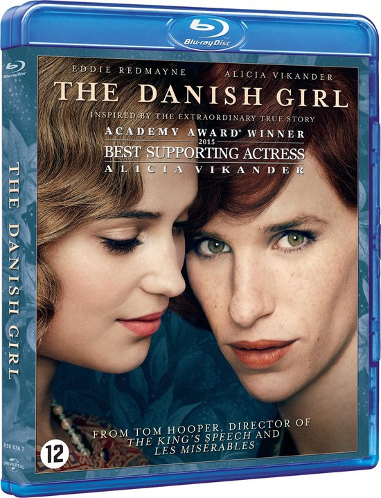 DANISH GIRL, THE (D/F) [BD]