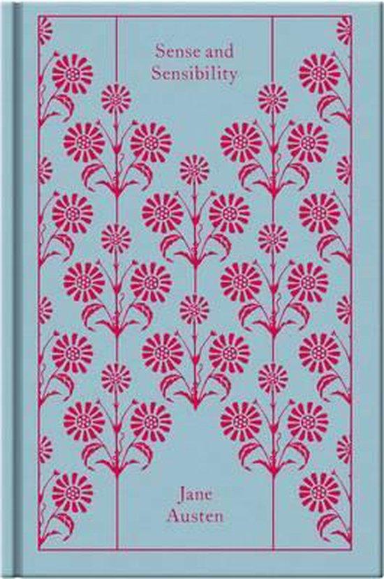 Boek cover Sense and Sensibility van Jane Austen (Hardcover)