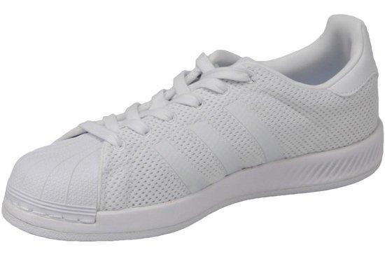 adidas Superstar Bounce BY1589, Vrouwen, Wit, Sneakers maat: 35.5 EU