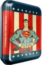 DC COMICS Tins - SUPERMAN
