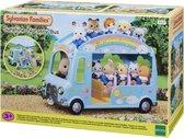 Sylvanian Families 5317  REGENBOOG BABYBUS  - Speelfigurenset