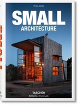 Boek cover Small Architecture van Philip Jodidio (Hardcover)