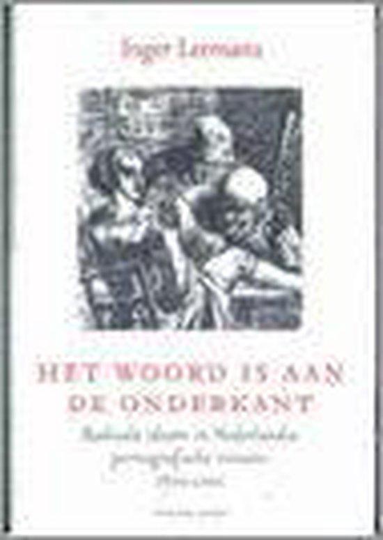 Het Woord Is Aan De Onderkant - Inger Leemans | Fthsonline.com