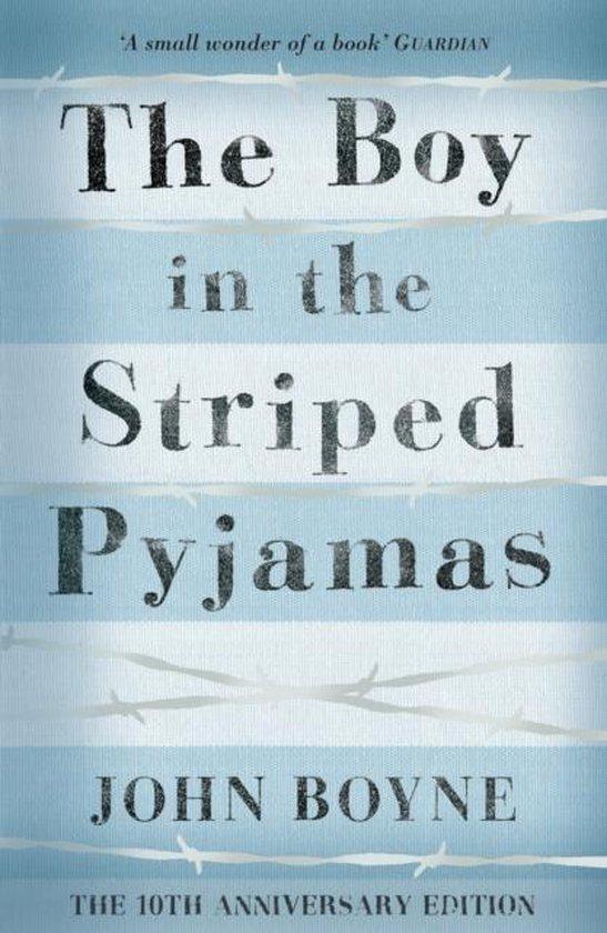 Boek cover The Boy in the Striped Pyjamas van John Boyne (Paperback)