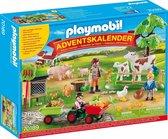 "PLAYMOBIL  Adventskalender ""de boerderij"" - 70189"
