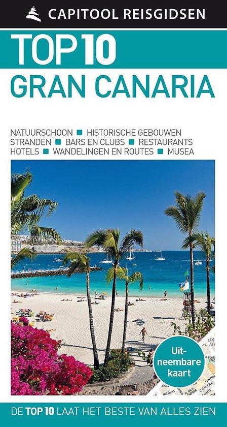 Capitool Reisgids Top 10 Gran Canaria - Capitool |