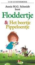 Floddertje & Het beertje Pippeloentje - 1cd luisterboek