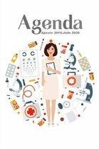 Agenda Agosto 2019 - Julio 2020