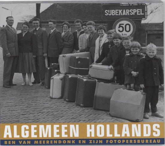 Algemeen Hollands - Frank de Jong |
