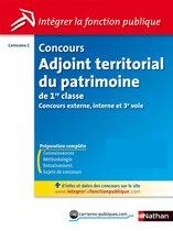Adjoint territorial du patrimoine de 1ère classe - Catégorie C - Intégrer la fonction publique - 2012