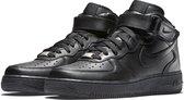 Nike Air Force 1 '07 Mid  Sneakers - Maat 38.5 - Vrouwen - zwart