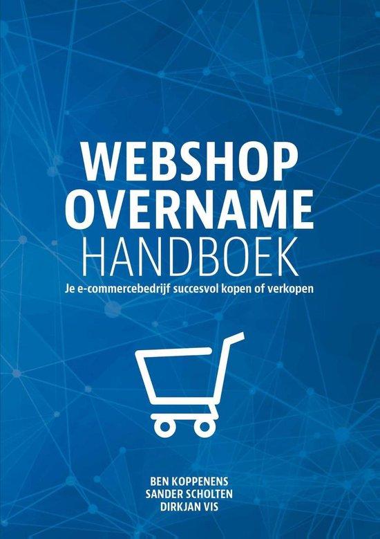 Webshopovername Handboek - Ben Koppenens |
