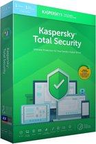 Kaspersky Total Security - Multi-Device - 1 Appara