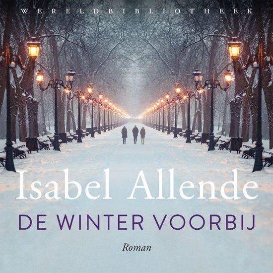 Boek cover De winter voorbij van Isabel Allende (Onbekend)