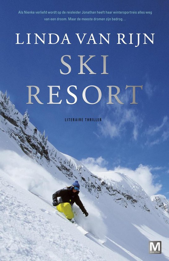 Ski resort - Linda van Rijn   Readingchampions.org.uk